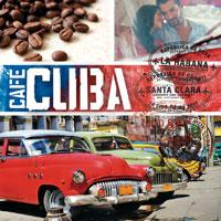 Cafe Cuba 1 CD - kubánská hudba GLOBAL JOURNEY