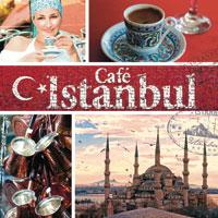 Cafe Istanbul 1 CD - turecká hudba GLOBAL JOURNEY