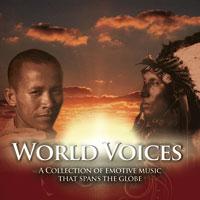 World Voices 1 CD - etnická hudba GLOBAL JOURNEY