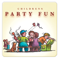 Party Fun 1 CD - hudba GLOBAL JOURNEY