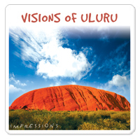 Visions of Uluru 1 CD - relaxační hudba GLOBAL JOURNEY