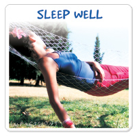 Sleep Well 1 CD relaxační hudba - GLOBAL JOURNEY