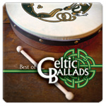 Best of Celtic Ballads 1 CD - irské balady GLOBAL JOURNEY