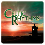 Celtic Rhythms 1 CD - keltská hudba GLOBAL JOURNEY