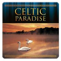 Celtic Paradise 1 CD - keltská relaxační hudba GLOBAL JOURNEY