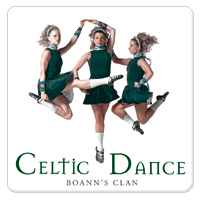 Celtic Dance 1 CD - keltská hudba GLOBAL JOURNEY