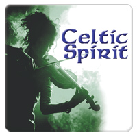 Celtic Spirit 1 CD - keltská hudba GLOBAL JOURNEY