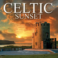 Celtic Sunset 1 CD - keltská hudba GLOBAL JOURNEY
