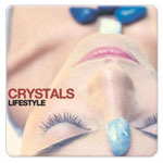 Crystals 1 CD - relaxační hudba GLOBAL JOURNEY