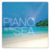 Piano by The Sea 1 CD - relaxační hudba GLOBAL JOURNEY
