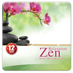 Zen Relaxation 1 CD - relaxační hudba GLOBAL JOURNEY