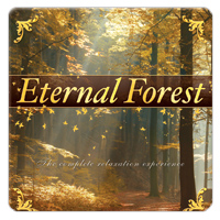 Eternal Forest 1 CD - relaxační hudba GLOBAL JOURNEY