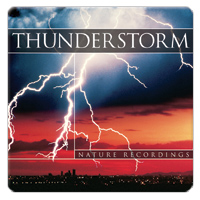 Thunderstorm 1 CD - relaxační hudba GLOBAL JOURNEY