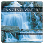 Dancing Waters 1 CD - audio nahrávka zvuky přírody GLOBAL JOURNEY