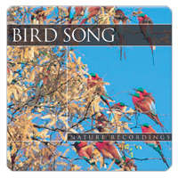 Bird Song 1 CD - ptačí zpěv GLOBAL JOURNEY