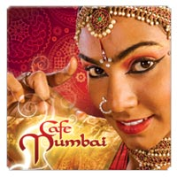 Cafe Mumbai 1 CD - indická hudba GLOBAL JOURNEY