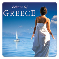 ECHOES OF GREECE 1 CD - Relaxační hudba GLOBAL JOURNEY