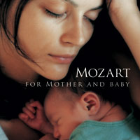 Mozart for Mother and Baby 1 CD - relaxační hudba GLOBAL JOURNEY