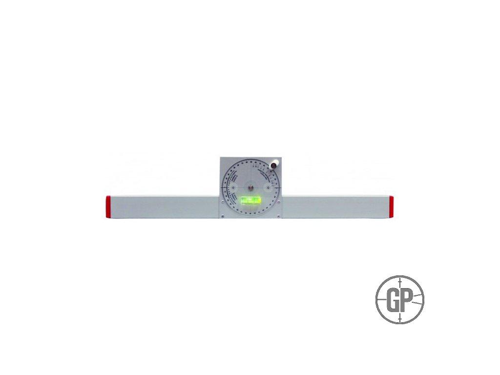 Sklonoměr mechanický 600 mm