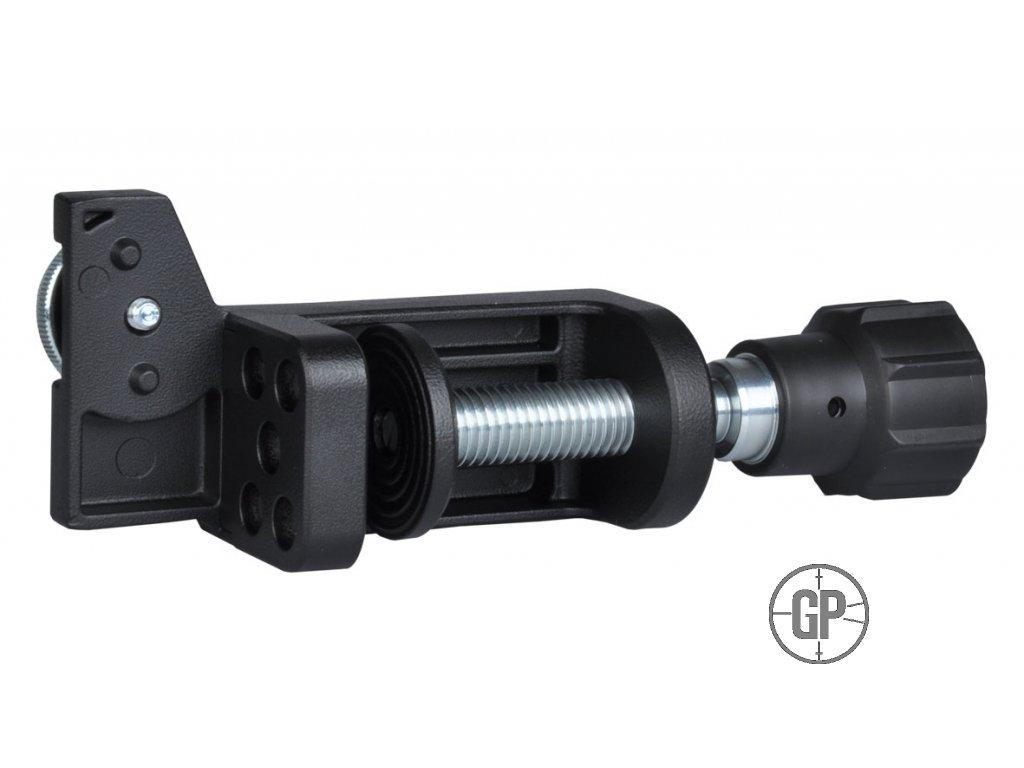 Držák laserového přijímače NEDO - celokovový