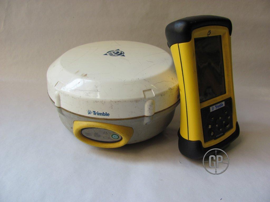 GPS sestava Trimble R4