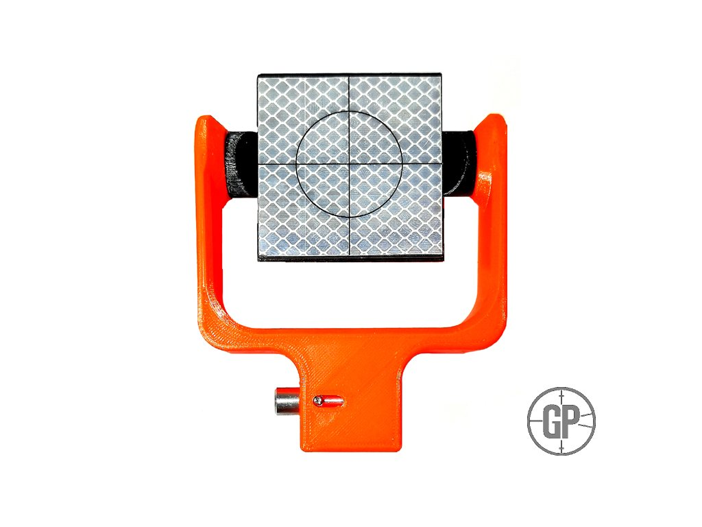 Odrazný štítek v náklopném držáku typ Leica