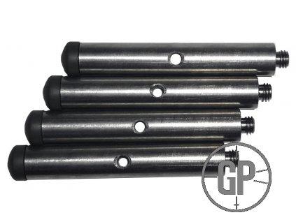 Náhradní nožičky k potrubnímu laseru