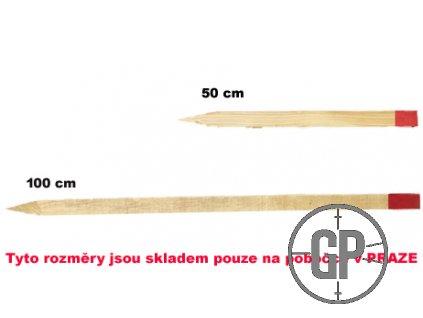 Kolík dřevěný