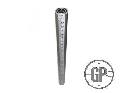 Svislé pravítko jeřábovky GP0073
