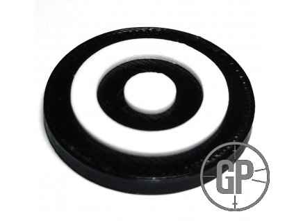 GP0084 Terč plast 30 mm