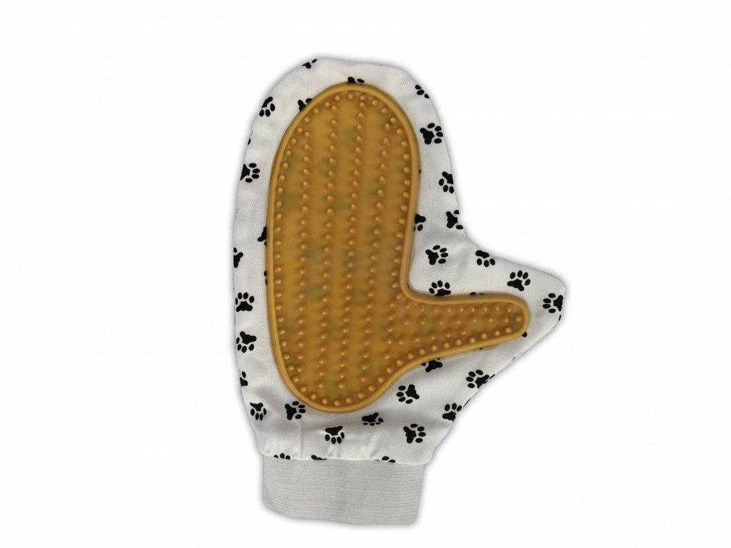 rukavice bílá