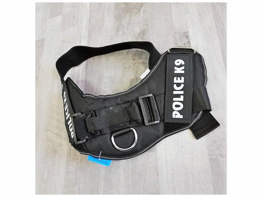 Postroj nylon M Police K9 60 x 3,5 cm