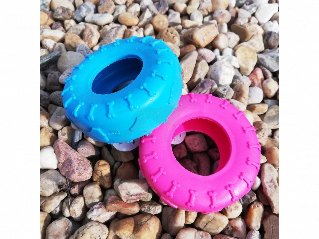 Hračka MINI pneumatika 9 cm