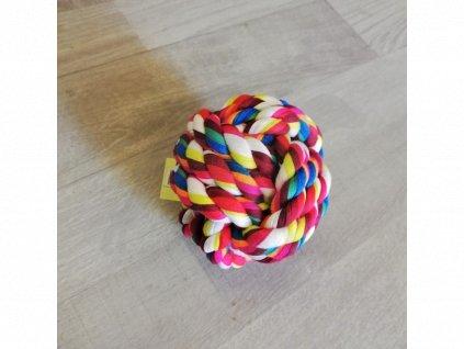 Hračka koule na aport 9 cm