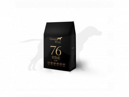 Grand Vital 76 štěně kuře 7 kg EXP 09/2021