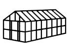Pro skleníky a pěstební haly