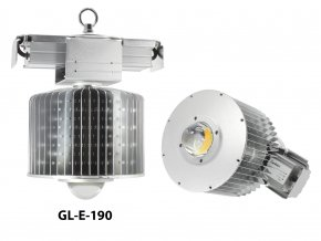 LED svitidlo GL E 190 grow led cz