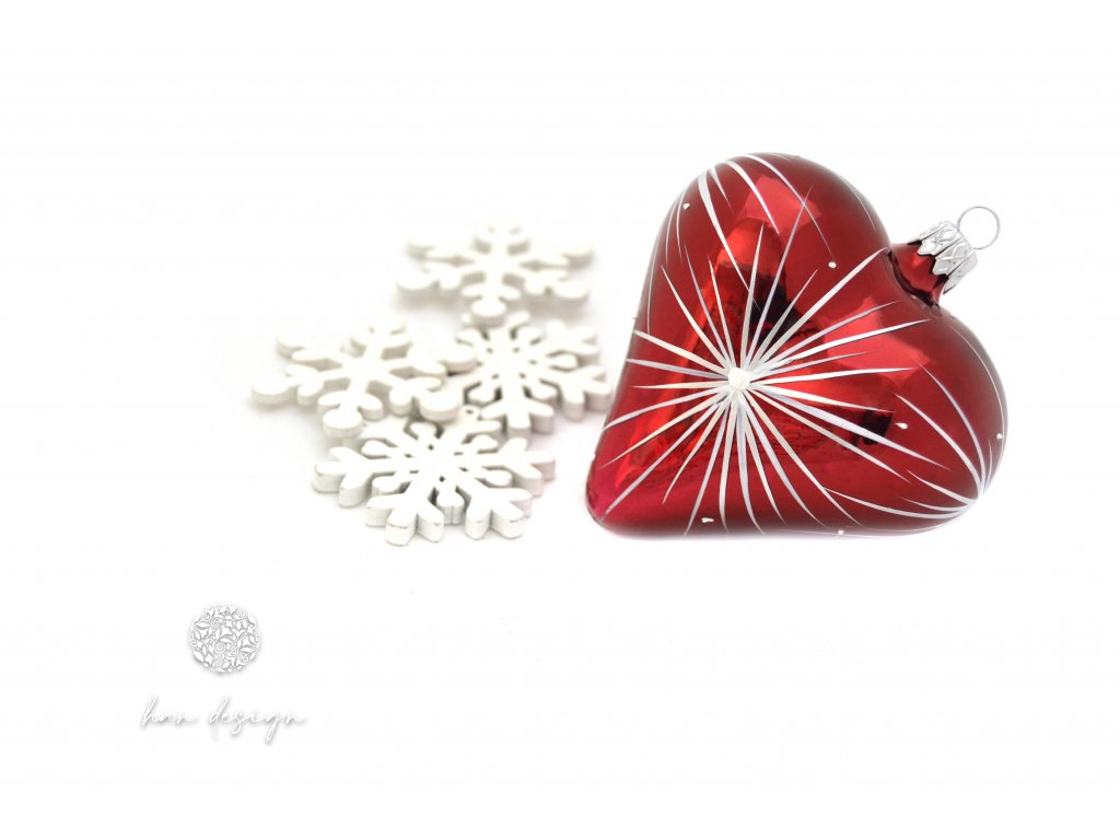 4468 srdce 8 cm