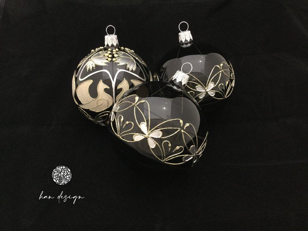 Holuběnka Sivá šedá - čtyřkusová kolekce