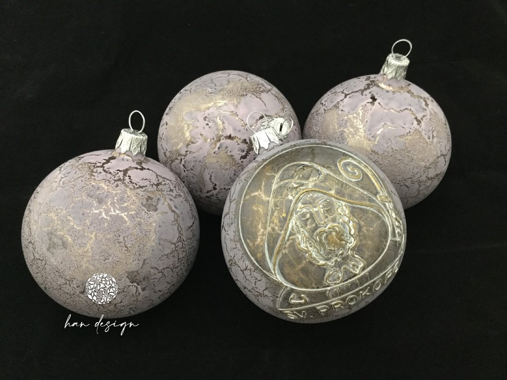 Sv. Prokop hnědý - čtyřkusová kolekce