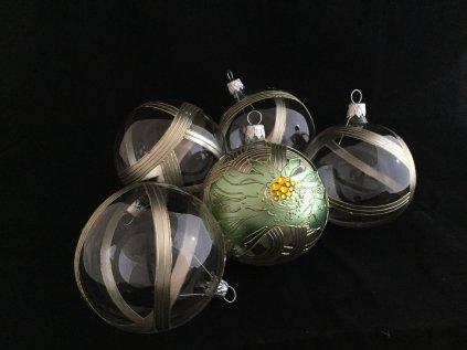 Vlčí Mák zelený - čtyřkusová kolekce