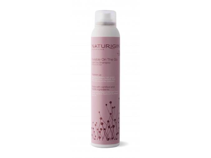 Suchý šampon na vlasy NATURIGIN Invisible on the Go Light Dry Shampoo