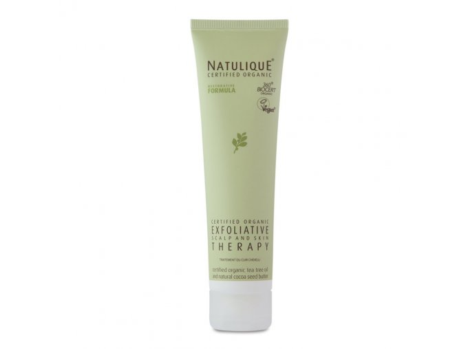 maska na vlasy proti lupům NATULIQUE Exfoliative Therapy
