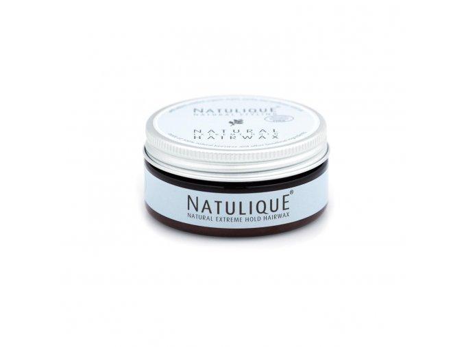 silně tužící vosk na vlasy NATULIQUE EXTREME HOLD HAIRWAX