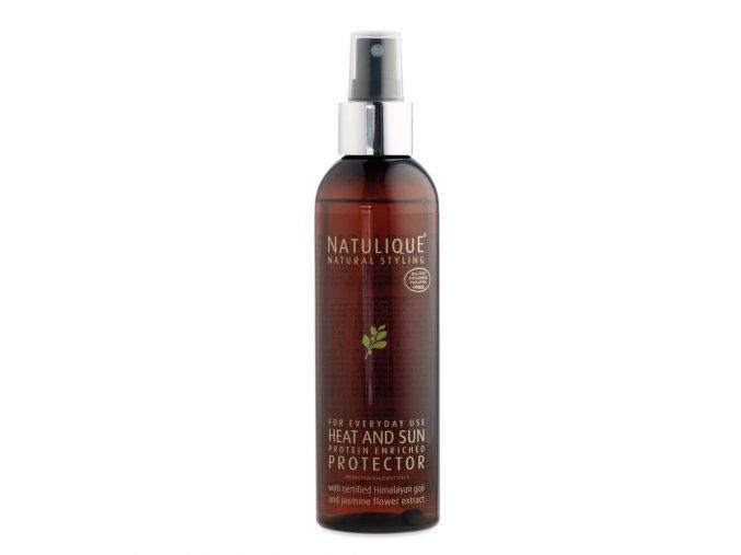 sprej na ochranu vlasů před teplem NATULIQUE Heat And Sun Protector
