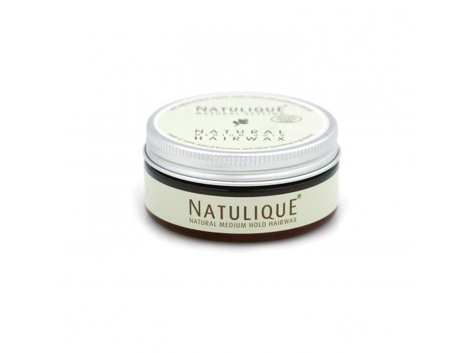 středně tužící vosk na vlasy  NATULIQUE MEDIUM HOLD HAIRWAY