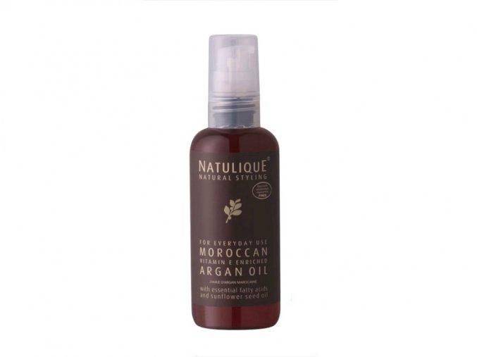 arganový olej na vlasy NATULIQUE MOROCCAN ARGAN OIL