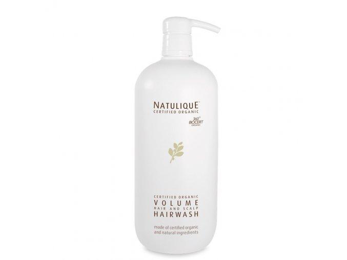 Přírodní šampon pro každodenní použití NATULIQUE Volume Hairwash
