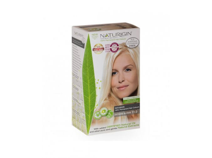 studená platinová blond NATURIGIN EXTREME BLONDE 11.0