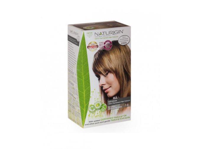 medový středně tmavý blond  NATURIGIN Natural Medium Blonde 7.0